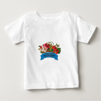 complete mastery flowers baby T-Shirt