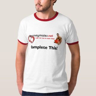Complete This! T-Shirt