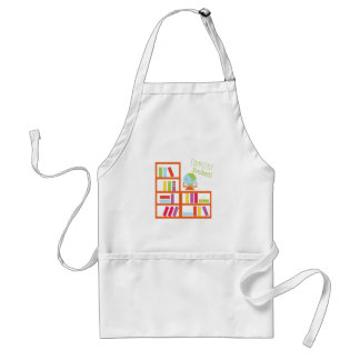Completely Booked! Apron