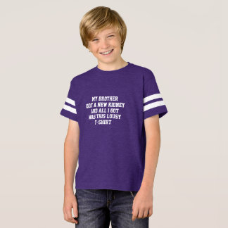 Completely Customisable Transplant Lousy T-shirt