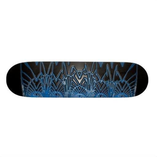Completely Webbed Skate Board Decks