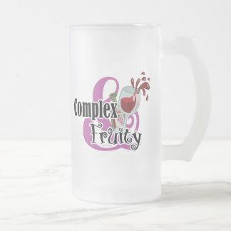 Complex and Fruity Coffee Mugs