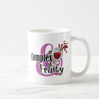 Complex and Fruity Mug