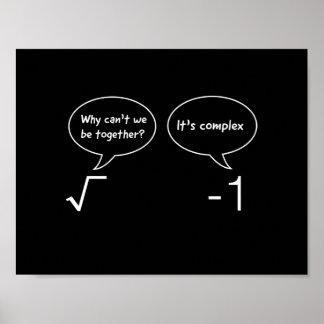 Complex Equations Poster