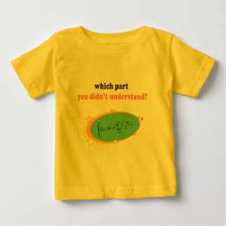 Complex Math Equation T-shirts