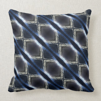 Complex Modern Urban Art Pillow Decor 2