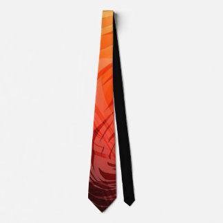 Complex Spiral Sunset3 - Tie