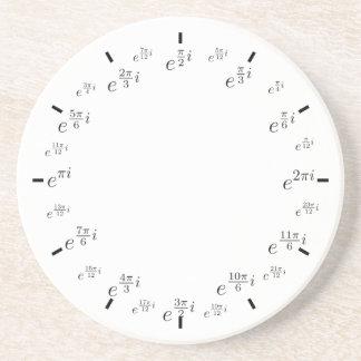 complex unit circle coaster