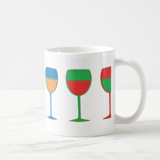 Complimentary Wine Coffee Mug