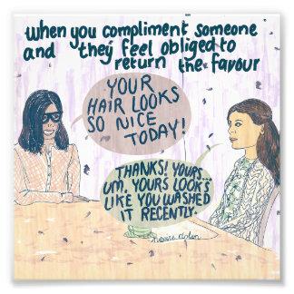 Compliments Photograph