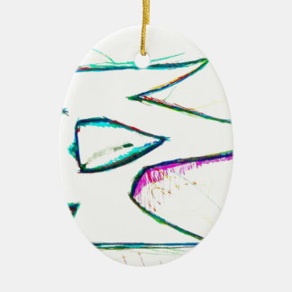 Composed from the digitas aetheric ceramic ornament