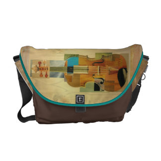 Composed Violin Commuter Bag