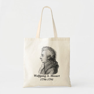 Composer - Mozart Tote Bag