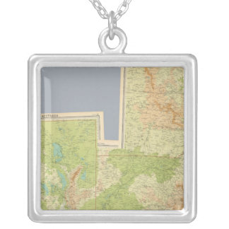 Composite Australia 12,500,000 Silver Plated Necklace