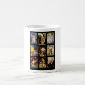 Composite-Masterpiece Goldens Basic White Mug