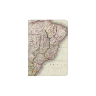 Composite South America, West Indies Passport Holder