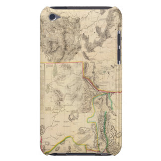 Composite Western United States iPod Touch Case