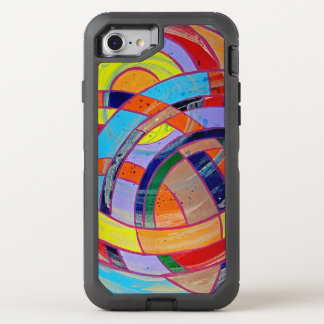 Composition #15 by Michael Moffa OtterBox Defender iPhone 8/7 Case