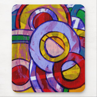 Composition 19 by Michael Moffa Mouse Pad