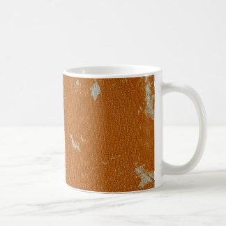 Composition #1A by Michael Moffa Basic White Mug