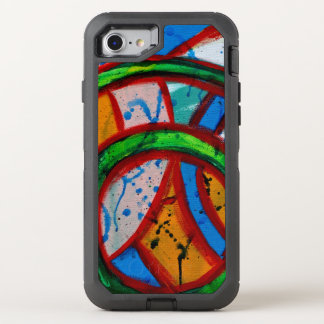Composition #20A by Michael Moffa OtterBox Defender iPhone 8/7 Case