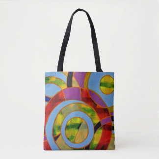 Composition #21 by Michael Moffa Tote Bag