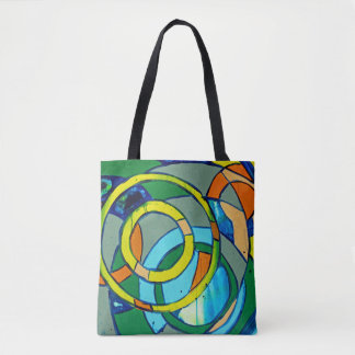Composition #26 by Michael Moffa Tote Bag