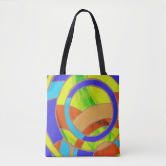 Composition #27 by Michael Moffa Tote Bag