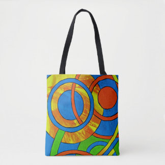 Composition #29 by Michael Moffa Tote Bag