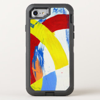 Composition #2A by Michael Moffa OtterBox Defender iPhone 8/7 Case