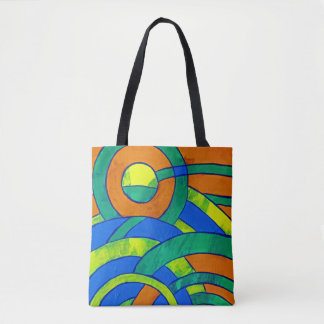 Composition #30 by Michael Moffa Tote Bag