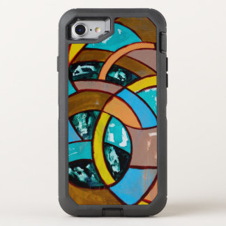Composition #8 by Michael Moffa OtterBox Defender iPhone 8/7 Case