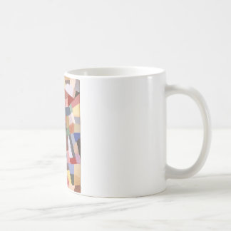 Composition by Otto Freundlich Coffee Mug