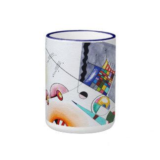 Composition II Ringer Mug