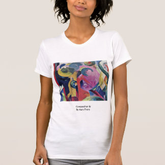 Composition Iii By Marc Franz Shirt