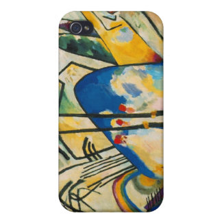Composition Number Four iPhone 4/4S Covers