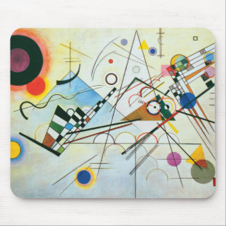 Composition VIII by Wassily Kandinsky Mouse Pad