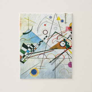 Composition VIII by Wassily Kandinsky Puzzle