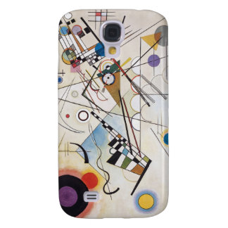 Composition VIII Galaxy S4 Cover