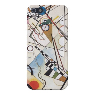 Composition VIII iPhone 5/5S Cover