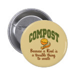 Compost Buttons