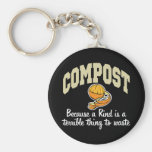 Compost Keychains