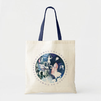 Compostela, Santiago, St. James the Greater Tote Bag