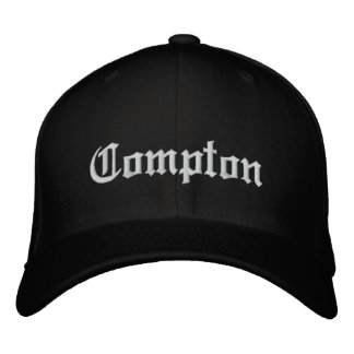 Compton Cap Embroidered Hat