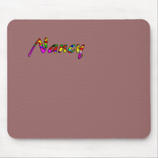 Computer accessories for Nancy mouse pad