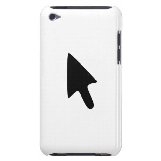 Computer Arrow Pointing Barely There iPod Case