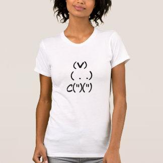 Computer Bunny T Shirt