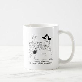 Computer Cartoon 8030 Coffee Mug