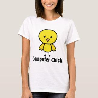 Computer Chick T-Shirt