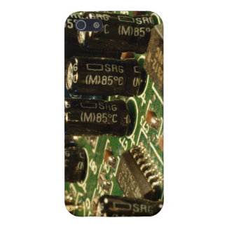 Computer Chip Electronic Board iphone case Case For iPhone 5/5S